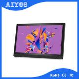 전시 LCD 광고 43 인치 디지털 사진 액자
