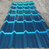 Anti-Ultraviolet et de faible luminosité de l'absorption Tuile de PET pour une grande usine de matériel