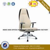 現代オフィス用家具の旋回装置の革執行部の椅子(NS-3010B)