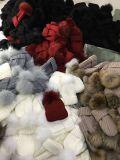 Шлем Moncle тавра шерстяной с шариком шерсти Raccoon