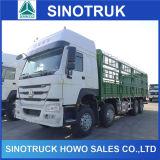 大きい容量の6X4 HOWO 371HPの貨物トラックの塀のトラック