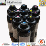 Tintas curables UV LED para Epson DX4/dx5/dx6/dx7/dx8 Universal cabezales de impresión.