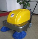 Fußboden-Kehrmaschine für Supermarkt von Hand eindrücken
