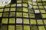 Sofà quadrato di prima scelta del tessuto di Chenille della maglia 2016