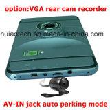 Tableau de bord 7.0inch voiture camion Android6.0 Marine Navigation GPS avec le GPS Voiture DVR, transmetteur FM, AV-in pour le stationnement de la caméra système GPS Navigator, 3G, dispositif de repérage TMC