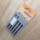 La plantilla de T144dp Hcs vio la lámina con el diente de la precisión para la tarjeta laminada los paneles de fibras de madera del corte