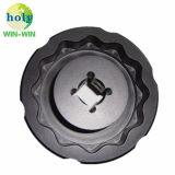 Tuerca de la rueda delantera/trasera Herramienta para la máquina CNC de piezas de aluminio