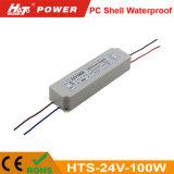 24V 4A LED 100W Transformador ac/dc de alimentación de conmutación de HTS