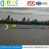 Морских дноуглубительных работ на крыле с HDPE трубы
