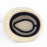 Chapeau fait sur commande de chapeau de position de chapeau feutré d'été de papier de paille de mode