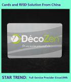 Restaurante Card feitas de PVC com tarja magnética de Cores
