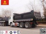 Euro2 336HP HOWO 6X4 70ton Sinotruk 덤프 또는 팁 주는 사람 트럭