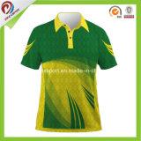 Teste padrão novo de Jersey do grilo do projeto de Jersey do grilo barato do grilo dos t-shirt do esporte da cópia de Digitas
