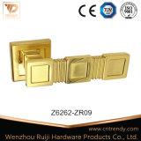 Aleación de zinc de la palanca de bloqueo de puerta con llave y el cilindro (Z6242-ZR09CL)