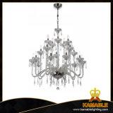 20 lampes pendantes en verre de lustre de lumières (MD002-10+5+5A)