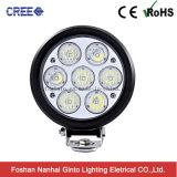 Alta potencia 50W/70W/80W CREE luz LED de trabajo para la carretilla Jeep (GT1025 Series)