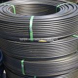 Precio más bajo tubo de plástico de gran diámetro tubo PE de HDPE tubería de gas