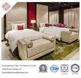 Mobilia vendibile della camera da letto dell'hotel con la doppia base (YB-WS-53)