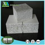 El panel de pared acústico y termal del cemento del emparedado de la partición del edificio