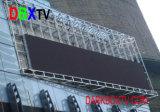 El bastidor de acero Moudel pantalla LED pantalla LED de exterior de la fábrica
