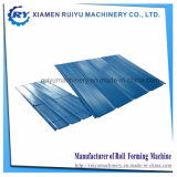 Panneau de toit en acier double couche machine à profiler