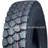 12.00r20中国頑丈な鉱山駆動機構のトレーラーの雄牛のタイヤのトラックの車輪