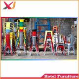 Coffee Banquet/Hotel/Restaurant/Bar/Outdoor Wedding 또는 홀 Event를 위한 강한 Steel Marais Chair