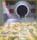 600x300mm de espessura de ladrilhos de tijolo Natural flexível para facilitar a renovação