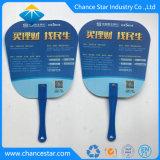 Kundenspezifischer preiswerter fördernder Handventilator des Plastikpp.