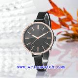 カスタム設計しなさい腕時計の偶然の腕時計(WY-17026A)を