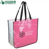 Sacos laminados de compra não tecidos Eco-Friendly da cor cheia da laminação dos PP