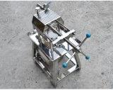 De roestvrije Machine van de Filter van het Frame van de Plaat van de Tafelolie/Vloeibare van de Filter van het Voedsel