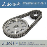 Piñón fabricado aduana del acero inoxidable., piñón en China