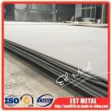 Rang 2 B265 de Platen van het Titanium ASTM met Ingelegde Oppervlakte