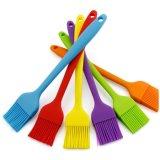 Balai d'huile de silicone d'outils de torréfaction de BBQ de catégorie comestible de vaisselle de cuisine de silicones