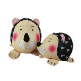 Brinquedo do Hedgehog do luxuoso de Velboa dos presentes de Promitional para doces