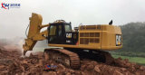 Bras de boum de roche de rendement de poussée avec Cat349d2l