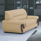 Muebles seccionales del sofá del cuero genuino del precio de fábrica (C17)