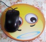 Mouse pad de borracha personalizada para presente de promoção (MP-04)