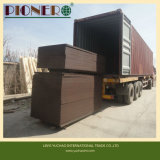 120G/M2 Brown Film Faced Plywood Formwork Plywood