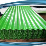 アフリカの市場のための金属カラー屋根ふきシートのタイル