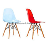 椅子の世紀半ばの現代形成されたプラスチックシェルアーム椅子を食事する最もよい上等の製品EMS様式