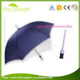 贅沢な虹のゴルフ傘を広告する高品質30inch*8K