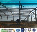 Breite Überspannungs-Stahlrahmen-Werkstatt ohne Middile Spalte