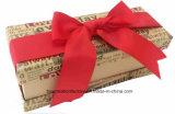 Envase de papel del arte con el arqueamiento para el &Package de la promoción