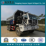 HOWO 6*4 375HP Mining dump Truck for halls
