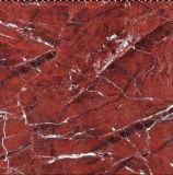 60X60 Brown Marmor-Blick glasig-glänzende Polierporzellan-Fußboden-Fliese
