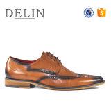 2018 La mode italienne Hommes chaussures Chaussures en cuir