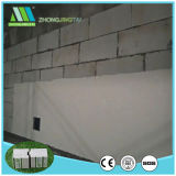 Produtos prefabricados de betão leve de painéis do tipo sanduíche de EPS para parede exterior
