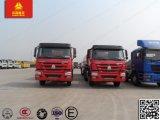 5.6m Sinotruk HOWO 6X4 덤프 또는 팁 주는 사람 트럭